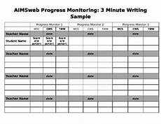 Chart For Students To Monitor Progress I Use This Chart To Keep Track Of Progress Monitoring Data