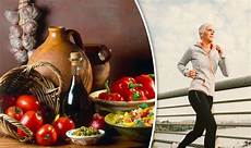 Exercise And Food Mediterranean Style Diet And Regular Exercise Can Add