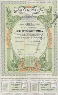 banco di napli storia delle banche italiane banco di napoli scripomarket