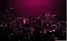 4k black wallpaper purple city ultra hd desktop background wallpaper for