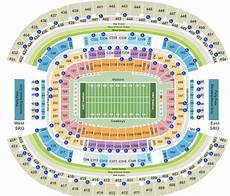 At T Cotton Bowl Seating Chart At Amp T Stadium Tickets With No Fees At Ticket Club