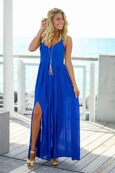 royal blue maxi dress with open back maxi dresses