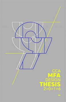 Cca Mfa Design Cca Mfa Design