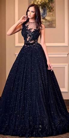 black wedding dress idea oosile