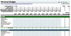 Budget Speadsheet Our Favorite Free Budgeting Spreadsheets For Every