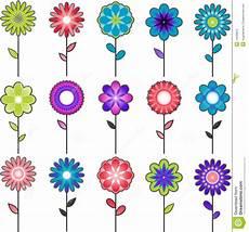 Flower Designs Vector Flower Designs Royalty Free Stock Photo Image