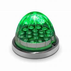 Dual Revolution Lights Dual Revolution Amber Green Watermelon Led Light A And L