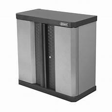 kobalt 30 in h x 30 in w x 14 5 in d metal garage cabinet