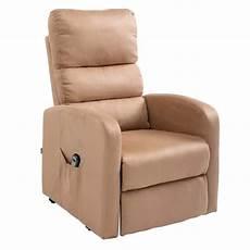 homegear microfibre power lift riser recliner chair with