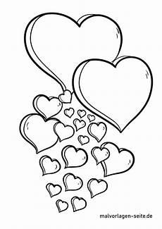 Malvorlagen Kostenlos Herz Malvorlage Herz Kostenlose Ausmalbilder