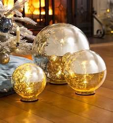 Light Up Christmas Globes Lighted Mercury Glass Globes Set Of 3 Light Up Your