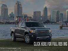 2019 gmc engine specs 2019 gmc colorado redesign specs release date pictures