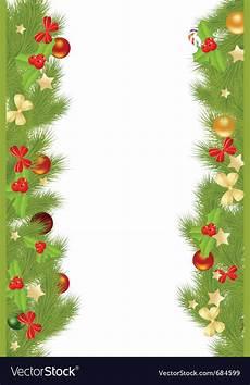 Christmas Card Borders Free Christmas Card Borders Royalty Free Vector Image