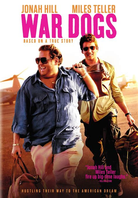 War Dogs Locations
