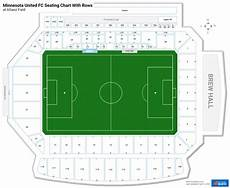 Minnesota United Allianz Field Seating Chart Minnesota United Fc Seating Charts At Allianz Field
