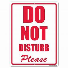 Do Not Disturb Signs Printable Do Not Disturb Please Sign Or Sticker 1
