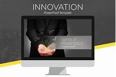 Presentation Powerpoint Template Innovation Powerpoint Template Presentation Templates