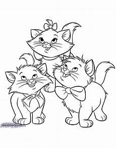 Ausmalbilder Aristocats Malvorlagen The Aristocats Coloring Pages Disneyclips