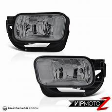 2016 Ram Light 2009 2016 Dodge Ram 2500 3500 Smoke Tinted Bumper Fog