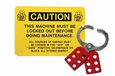 Lockout Tagout What Is Lockout Tagout Get The Answer To This Question
