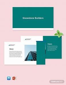 Company Profile Template Microsoft Publisher Free Sample Construction Company Profile Template In 2020