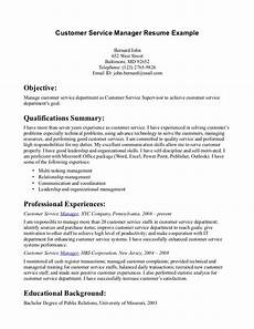 Career Objective For Customer Service Resume Examples Customer Service 2019 Resume Examples 2019