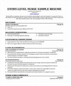 Entry Level Nursing Resume Objective 36 Resume Format Word Pdf Free Amp Premium Templates