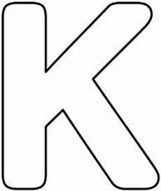 Ausmalbilder Einzelne Buchstaben Blanko Buchstaben In Der Grundschule Grundschulmaterial De