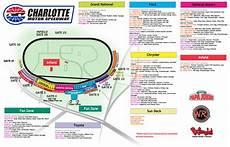 Cms Seating Chart Fan Tips Fan Info Charlotte Motor Speedway