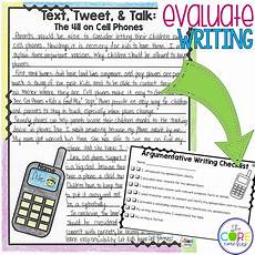 Persuasive Essay Cell Phones Cell Phones Paired Texts To Improve Students Writing