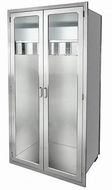 catheter storage cabinet continental metal products