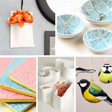 clay craft ideas a roundup of air clay projects for