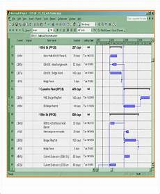 Construction Excel Templates Free 15 Free Construction Schedule Templates In Excel Free
