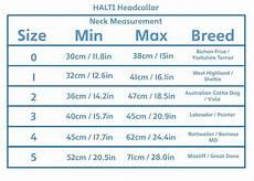 Holt Head Collar Size Chart Halti Headcollar Size 4 Reduce Pulling East Road