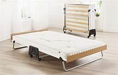 be j bed folding bed with pocket sprung anti allergy