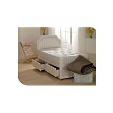 3ft single velour headboard bed ivory