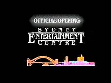 Sydney Entertainment Centre Floor Plan Sydney Entertainment Centre Opening May 1983 Part 1