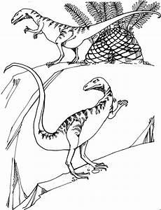 kleine dinosaurier ausmalbild malvorlage dinosaurier