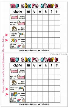 Chore Chart For 6 Year Old A Year Of Fhe Our Family Follow Up