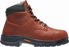 Wolverine Width Chart Wolverine Men S Harrison 6 Work Boots S Sporting Goods