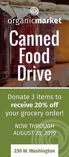 Can Food Drive Flyer Canned Food Drive Flyer Template Mycreativeshop