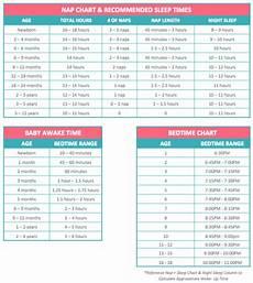 Sleep Wake Time Chart Comprehensive Sleep Chart By Age Sleep Chart For Baby To