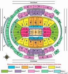 Square Garden Basketball Seating Chart 3d Cheap Square Garden Tickets