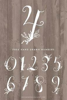 Fonts For Numbers 15 Best Number Fonts For Displaying Numbers Onextrapixel
