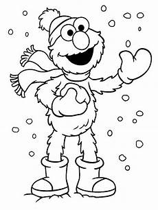 Weihnachts Malvorlagen Elmo Printable Coloring Pages Free Printable