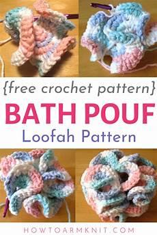 Daisy Cottage Designs Bath Pouf Crochet Bath Pouf Free Loofah Pattern