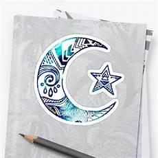 Redbubble Design Quot Blue Moon Quot Sticker By Daniellacurcio Redbubble