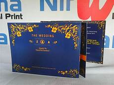 desain undangan floral undangan floral desain menarik harga termurah