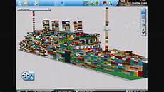 Lego Digital Designer Models Lego Titanic In Lego Digital Designer Youtube