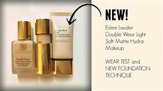 Estee Lauder Double Wear Light New Shades New Estee Lauder Double Wear Light Foundation Review And